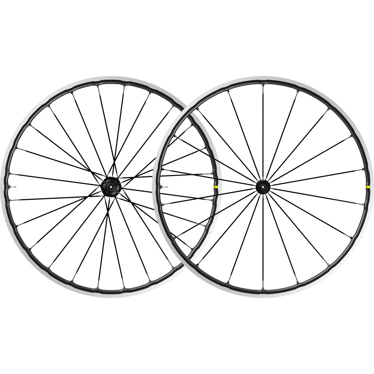 Mavic Ksyrium SL UST Laufradsatz - QR - Shimano HG
