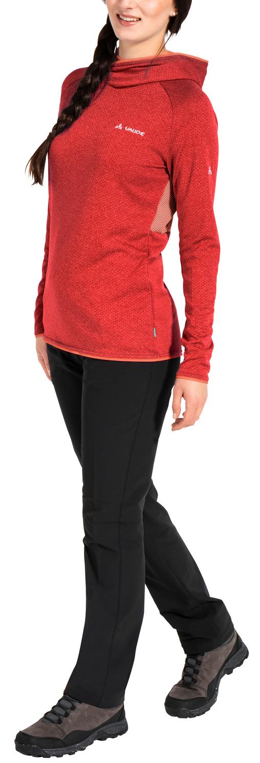 Bild von Vaude Miskanti LS T-Shirt II Damen - mars red