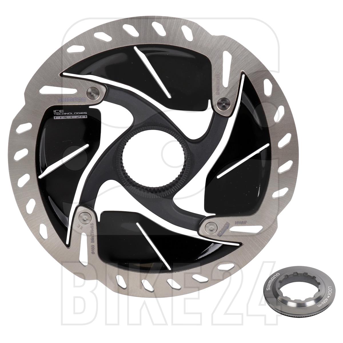 Produktbild von Shimano Dura Ace SM-RT900 Ice-Tech Freeza Bremsscheibe - Centerlock
