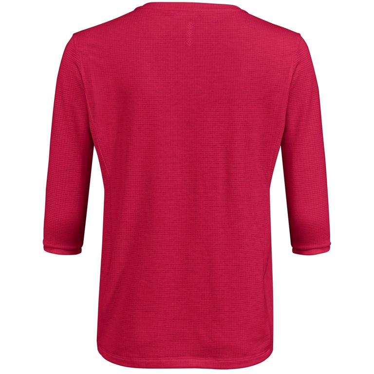 Bild von Vaude Women's Skomer 3/4 T-Shirt - cranberry