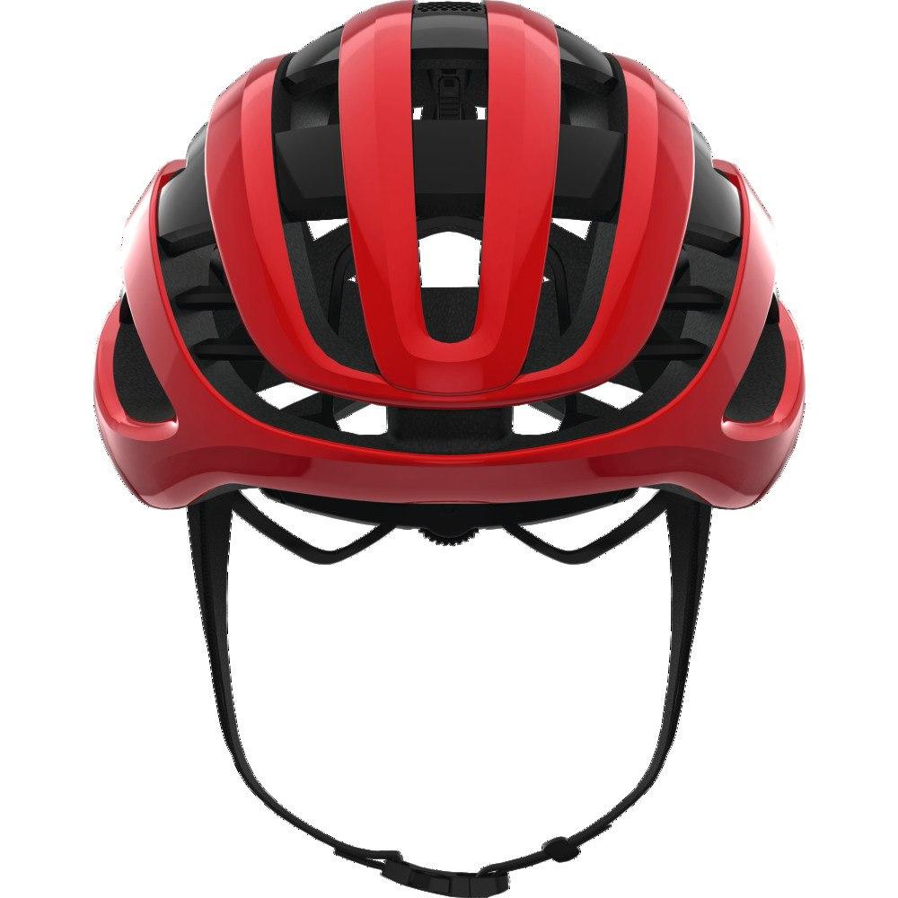 Image of ABUS AirBreaker Helmet - blaze red