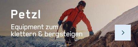 Petzl – Ausrüstung für das Bergsteigen und Klettern