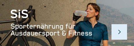 SiS – Sporternährung für Ausdauersport und Fitness